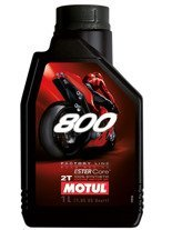 OLEJ Motul 800 2T SYNTETYCZNY ROAD RACING FACTORY LINE 1L