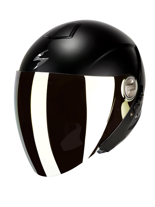 Kask Scorpion Exo-210 Air Solid matte black
