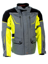 Grey/Fluo Yellow
