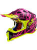 Matt Pink Fluo Yellow