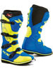 Blue/ Fluo Yellow
