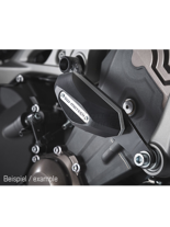 CRASHPADY, SW -MOTECH BLACK YAMAHA MT-07 [14-]