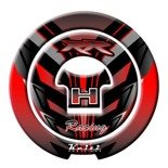 FUEL CAP KEITI HONDA RED RACING RR