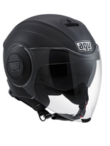 Kask AGV FLUID MONO - MATT BLACK