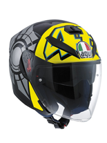 Kask AGV K-5 JET TOP / WINTER TEST