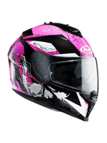 Kask Integralny HJC IS-17 PINK ROCKET