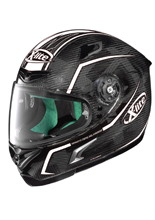 Kask Intergralny X-LITE X-802RR Ultra Carbon Marquetry