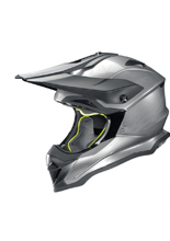 Kask Motocyklowy OFF-ROAD Nolan N53 SMART 16 SCRATCHED CHROME