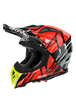 Kask Off-road Airoh Aviator 2.2 Styling Orange