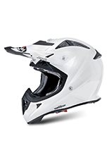 Kask Off-road Aviator Junior Color White