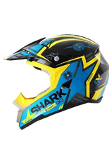 Kask Off-road Shark SX2 WACKEN