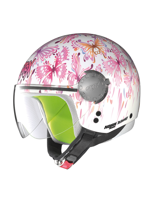 Kask Otwarty GREX G1.1 FANCY WHITE 1