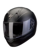 Kask Scorpion EXO-410 AIR BLACK MATTE