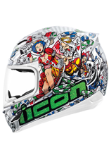 Kask integralny Icon Airmada Lucky Lid 2