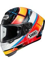 Kask integralny SHOEI X-SPIRIT III De Angelis TC-1