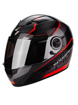 Kask integralny Scorpion EXO-490 VISION Red