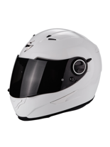 Kask integralny Scorpion EXO-490 White
