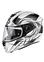Kask motocyklowy AIROH Storm Anger Grey