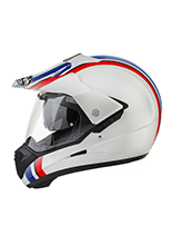 Kask motocyklowy Airoh S5 Line White