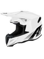 Kask motocyklowy Airoh Twist Color White