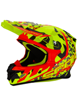 Kask off-road Scorpion VX-21 AIR Furio Neon Yellow