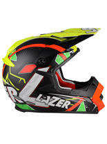 Kask off-road'owy LAZER MX8 Aerial Pure Carbon