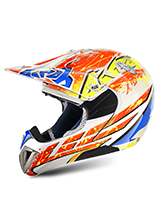 Kask offroadowy Airoh Mr Cross Carnival