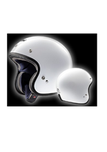 Kask otwarty ARAI FREEWAY CLASSIC FROST WHITE