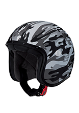 Kask otwarty Caberg Freeride COMMANDER