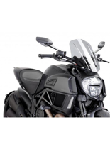 Owiewka PUIG Touring do Ducati Diavel 14-17