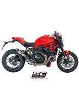 Tłumik S1 Slip-on SC-Project do Ducati MONSTER 1200 R [16-17]