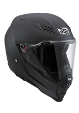 Kask AGV AX-8 NAKED / MATT BLACK