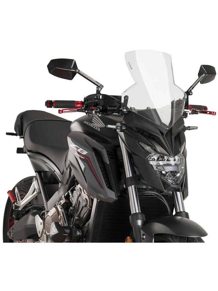 Owiewka PUIG do Honda CB125R / CB300R | Sklep Moto-Tour.com.pl