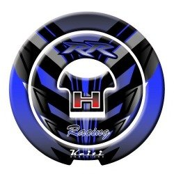 FUEL CAP KEITI HONDA BLUE RACING RR