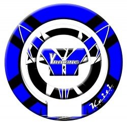 FUEL CAP KEITI YAMAHA RACING BLUE