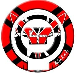 FUEL CAP KEITI YAMAHA RACING RED