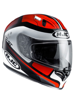 Kask integralny HJC FG-ST CINNATI BLACK/RED/WHITE