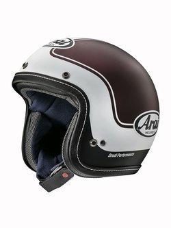Kask Motocyklowy Arai FREEWAY Classic (czarny mat) XS (Cafe