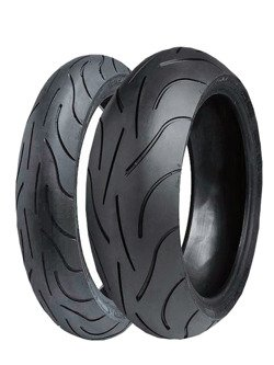 Komplet Opon Michelin PILOT POWER 2CT  120/70-17  180/55-17