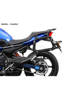 Kufry boczne ABS ® Aero System Sw-Motech Yamaha XJ 6 / Diversion F ABS