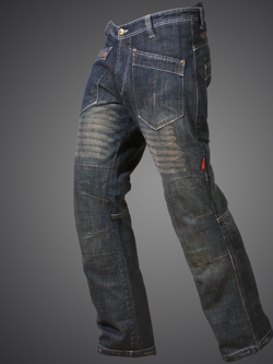 Spodnie 4SR Street Denim Dark Blue