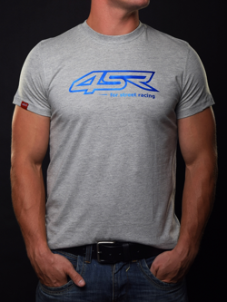 T-shirt 4SR Blue Metal