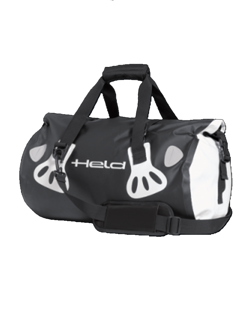 Torba Podróżna HELD Carry-Bag black/white 30 litrów