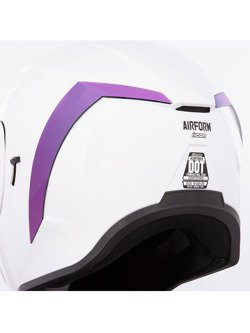 Tylny spojler do kasku Airform™ RST Purple