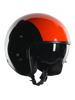 Kask AGV HI-JACK / BLACK/ORANGE