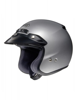 Kask otwarty SHOEI RJ PLATINUM-R LIGHT SILVER